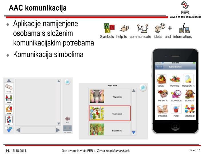 AAC komunikacija