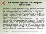 buhalterin apskaita ir naudojami dokumentai19