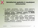 buhalterin apskaita ir naudojami dokumentai6