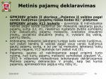 metinis pajam deklaravimas1
