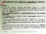 pakeitimai nuo 2012 m gegu s 1 dienos2