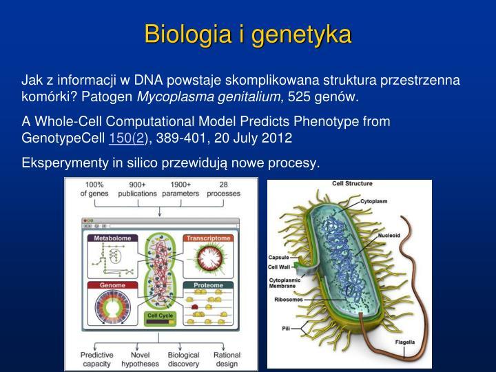 Biologia i genetyka