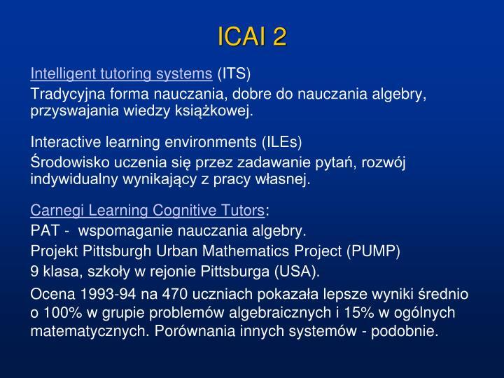 ICAI 2