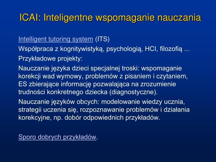 ICAI: