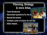 planning strategy more atlas