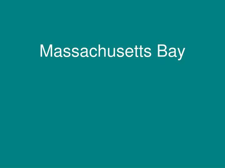 Massachusetts Bay