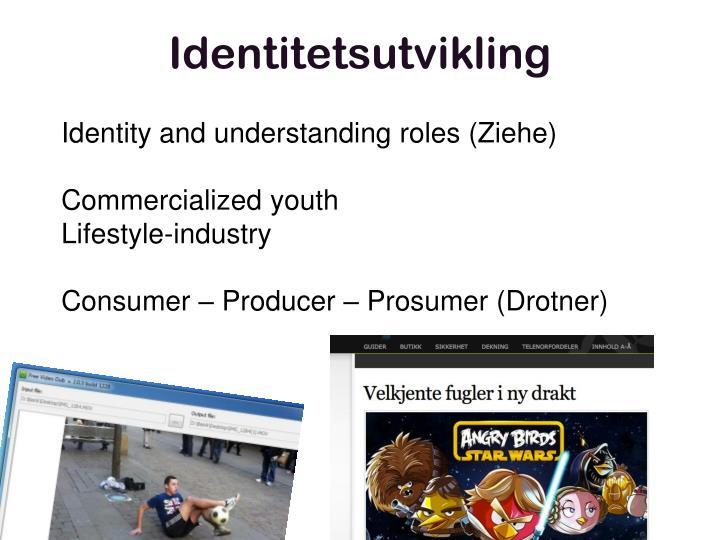 Identitetsutvikling