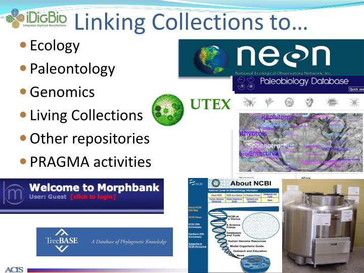 Linking Collections to…