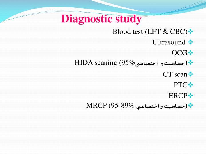 Diagnostic study