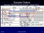 sample orders1