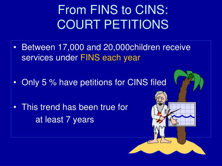 From FINS to CINS: