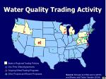 water quality trading activity