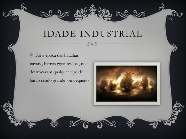 Idade industrial