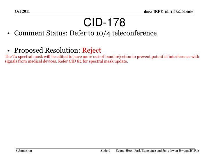 CID-178