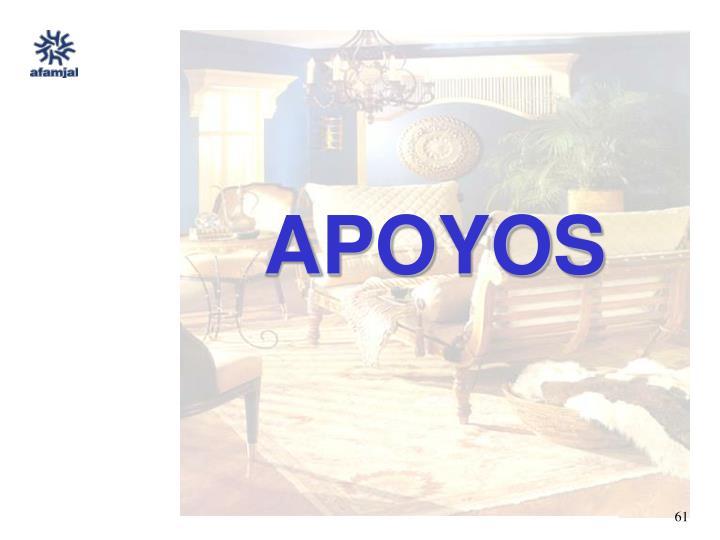 APOYOS