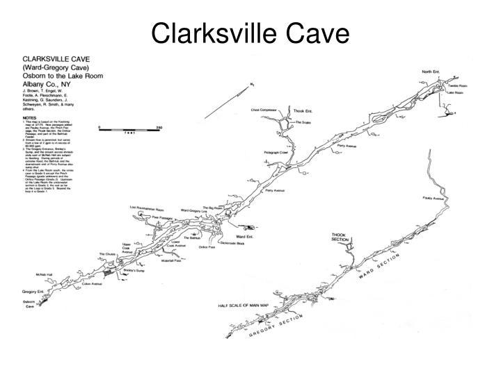 Clarksville Cave