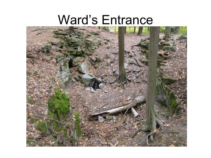 Ward's Entrance