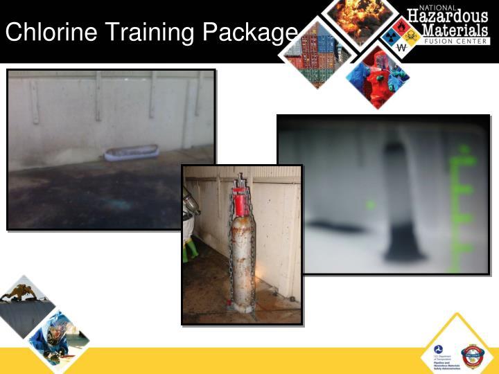 Chlorine Training Package