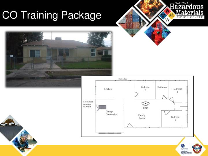 CO Training Package