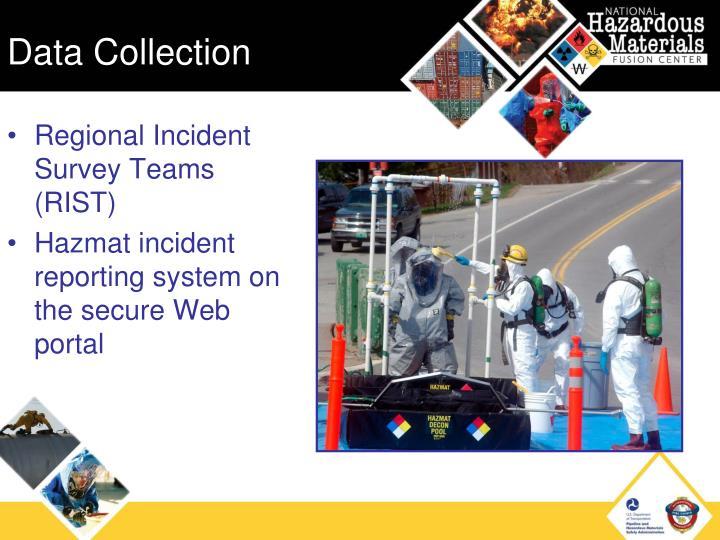 Regional Incident Survey Teams (RIST)