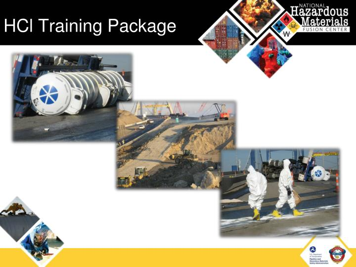 HCl Training Package
