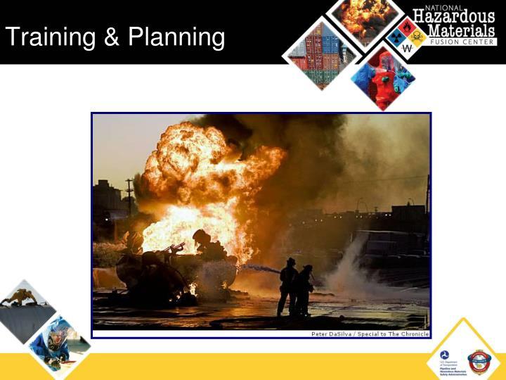 Training & Planning