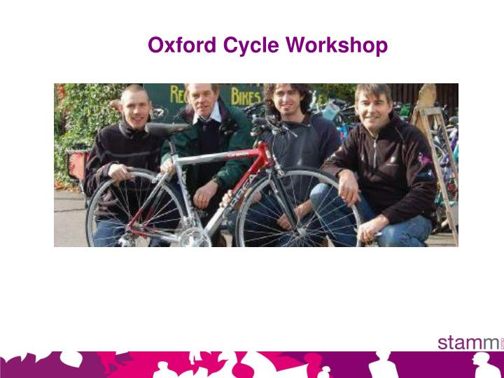 Oxford Cycle Workshop