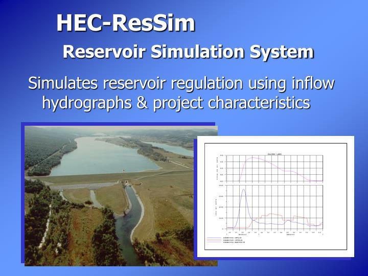 HEC-ResSim