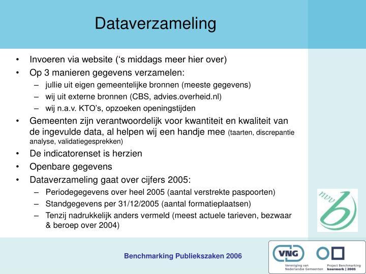 Dataverzameling