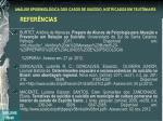 an lise epidemiol gica dos casos de suic dio notificados em teut nia rs11