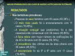 an lise epidemiol gica dos casos de suic dio notificados em teut nia rs4