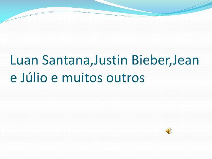 Luan Santana,