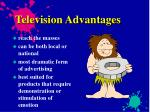 television advantages