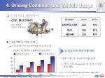 4 driving condition and vehicle usage2