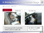 4 driving condition and vehicle usage6