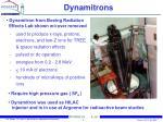 dynamitrons