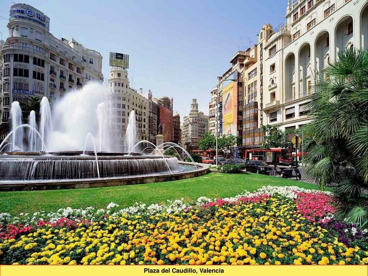 Plaza del Caudillo, Valencia
