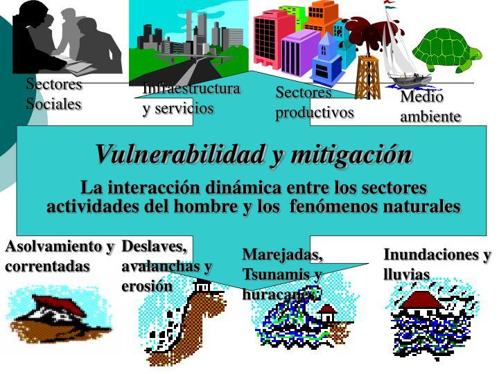 Sectores Sociales
