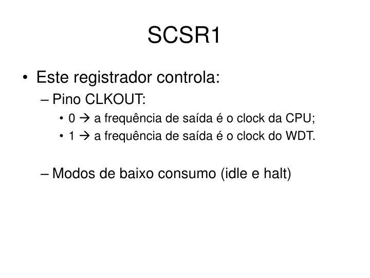 SCSR1