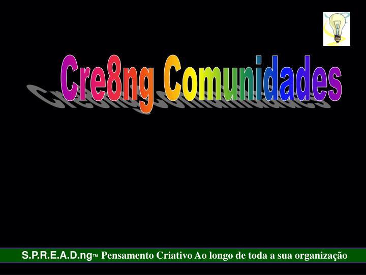Cre8ng Comunidades