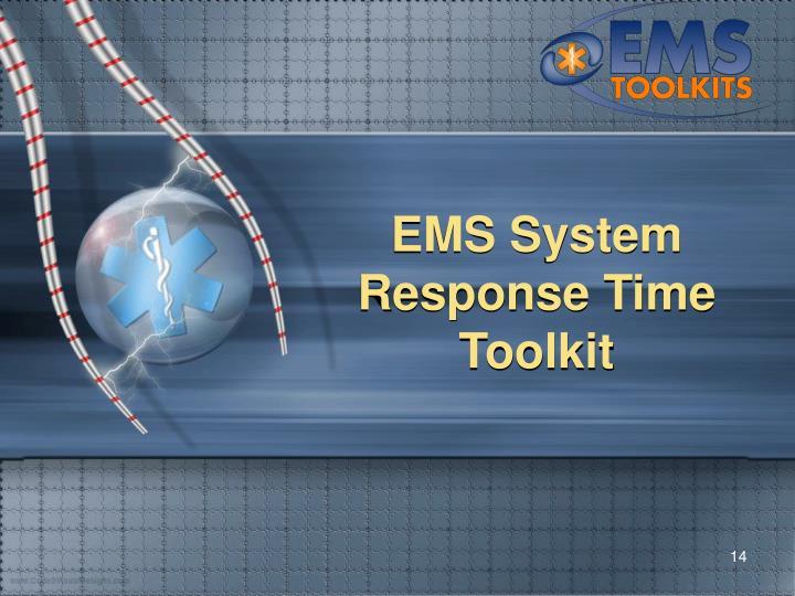 EMS System Response Time