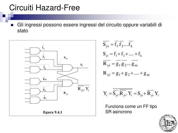 Circuiti Hazard-Free