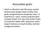 komunikasi grafis
