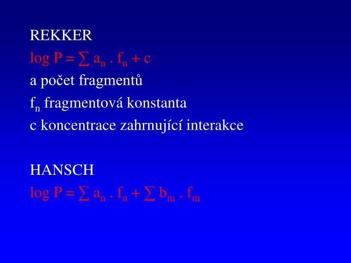 REKKER