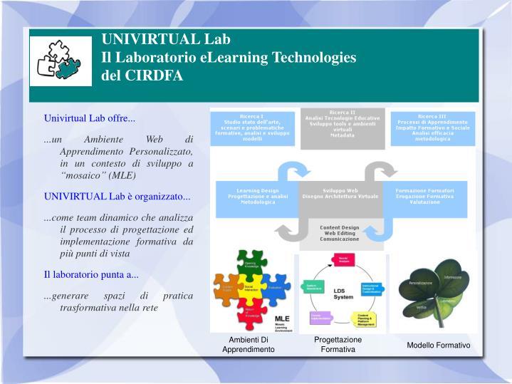 UNIVIRTUAL Lab