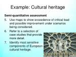 example cultural heritage1