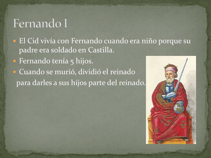 Fernando I