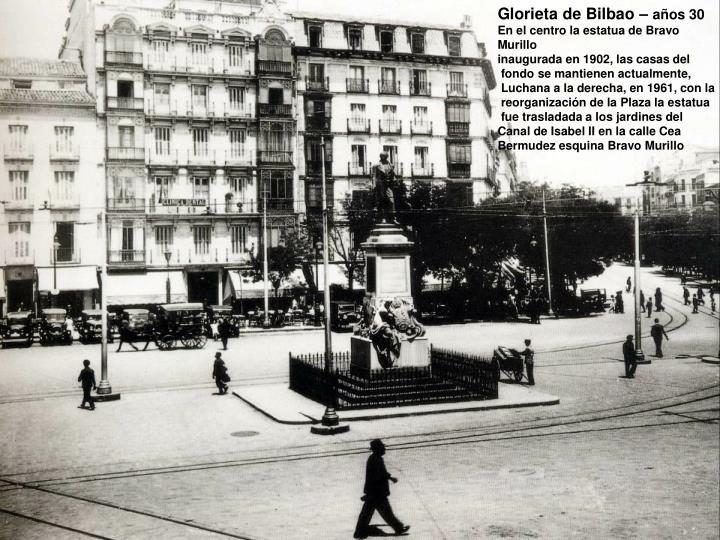 Glorieta de Bilbao –