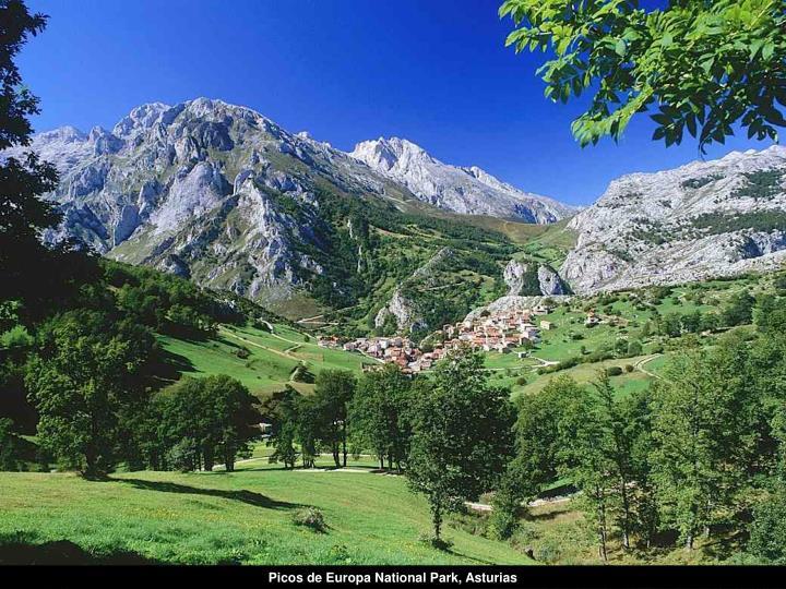 Picos de Europa National Park, Asturias