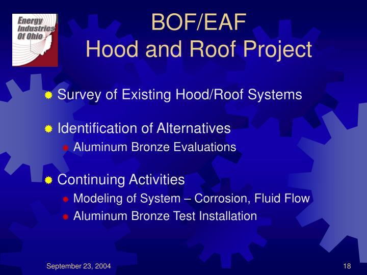 BOF/EAF